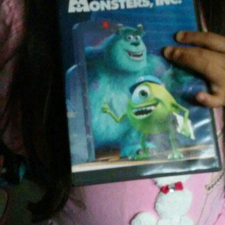 Monsters, Inc. uploaded by Ana M.