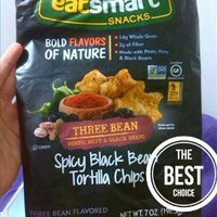 Eatsmart Snacks™ Spicy Black Bean Tortilla Chip uploaded by Alejandra B.