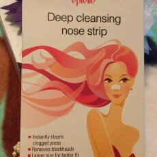 Epielle Deep Cleansing Nose Strips 3 Strips Each Box (3 Pack) uploaded by Ashley R.