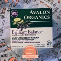 Avalon Organics Brilliant Balance With Lavender & Prebiotics Ultimate Night Cream uploaded by Bonnie W.