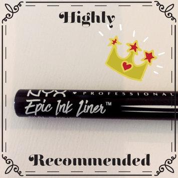 NYX Cosmetics Felt Tip Liner uploaded by Emily K.