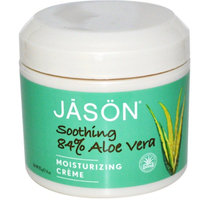 Jason Natural Products/Hain Celestial Group, Inc Jason Ultra-Comforting Aloe Vera Moisturizing Creme 4 oz uploaded by Athena J.