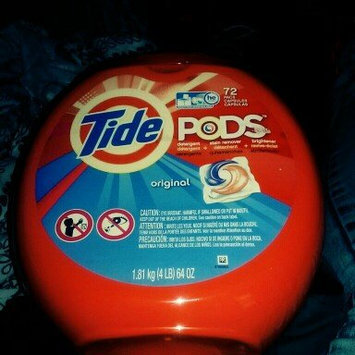 Photo of Tide PODS® Laundry Detergent Original Scent uploaded by valiere s.