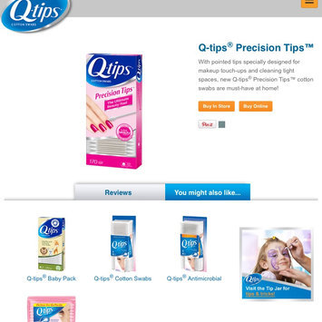 Photo of Q-tips® Precision Tips™ uploaded by Christine R.
