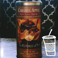 The Republic of Tea, Caramel Apple Red Tea, 36-Count uploaded by Jenna F.