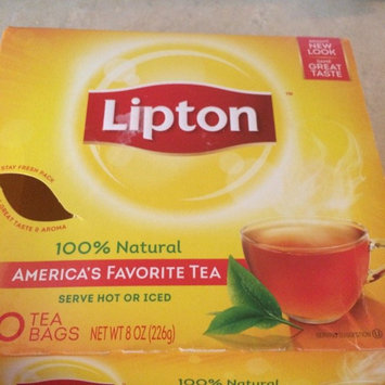 Lipton® Serve Hot or Iced Tea Bags uploaded by Lakiya N.
