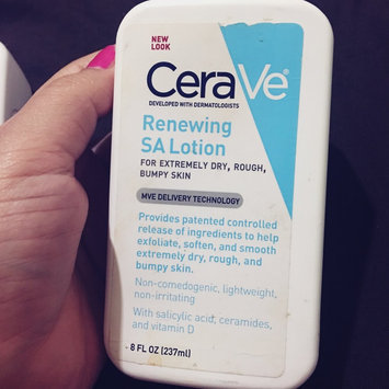 Photo of CeraVe  Renewing Lotion uploaded by Karen C.