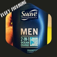 Suave® Professionals Men 2-in-1 Anti Dandruff Shampoo and Conditioner uploaded by Kiara L.