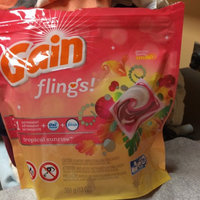 Gain Flings Tropical Sunrise Scent Laundry Detergent Pacs uploaded by Christina F.