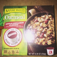 Nature Valley Bistro Cups Brown Sugar Pecan Oatmeal 8.28 oz uploaded by Tayla F.