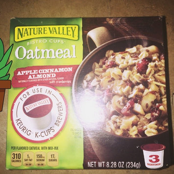 Photo of Nature Valley™ Bistro Cups Oatmeal Brown Sugar Pecan uploaded by Tayla F.
