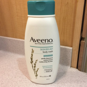 Photo of Aveeno Active Naturals Skin Relief Body Wash uploaded by Veronica H.