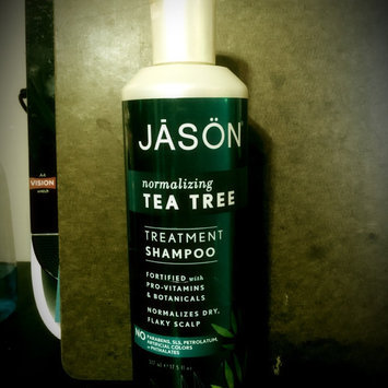 Jason Natural Cosmetics Tea Tree Scalp Normalizing Shampoo uploaded by Kimberly R.