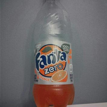 Photo of Fanta Zero Orange Soda uploaded by Katie  S.