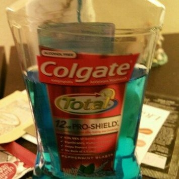 Colgate Total® Advanced Pro-Shield Mouthwash uploaded by Victoria M.