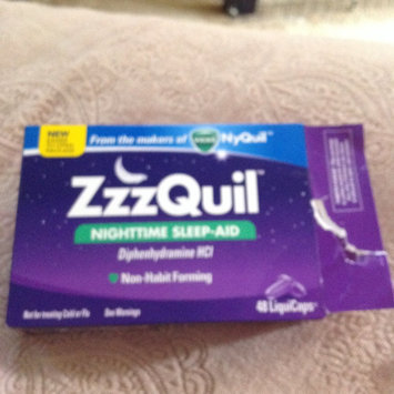 Photo of ZzzQuil™ Warming Berry Liquid uploaded by Crystal M.