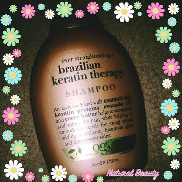 OGX® Brazilian Keratin Therapy Conditioner uploaded by gizell m.