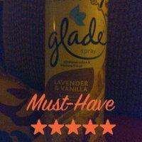 Glade Lavender & Vanilla Room Spray uploaded by melissa s.