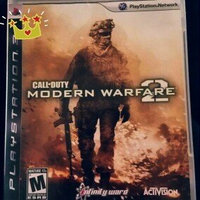 Activision Call of Duty: Modern Warfare 2 (PlayStation 3) uploaded by Priscilla D.