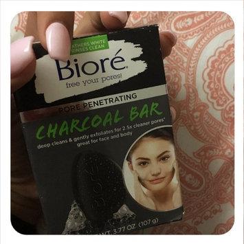 Bioré Pore Penetrating Charcoal Bar uploaded by Zoriya K.