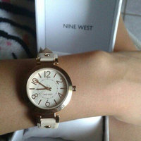 Nine West Women's Nude Strap Watch 32mm Nw/1712PKRG uploaded by Vannesa C.