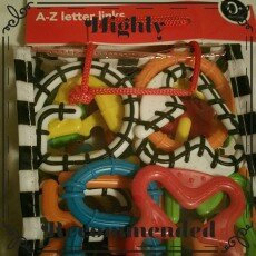 Photo of Sassy A-Z Letter Links - 1 ct. uploaded by Jaimee B.