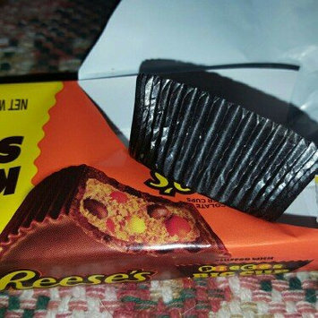 Photo of Reese's Pieces Peanut Butter Cup uploaded by Meg K.