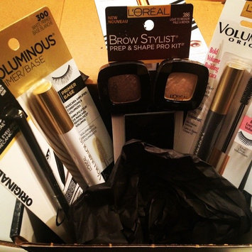 Photo of L'Oréal Paris Voluminous® Primer & Mascara Carded Pack uploaded by Maegan B.