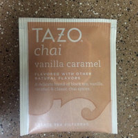 Tazo Chai Vanilla Caramel Black Tea uploaded by Erica M.