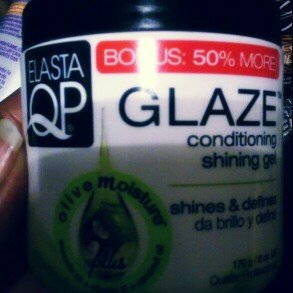 Photo of Elasta QP Hair Glaze Conditioning Shining Gel uploaded by Matasha M.