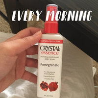 Crystal essence Deodorant Spray uploaded by Kiani C.