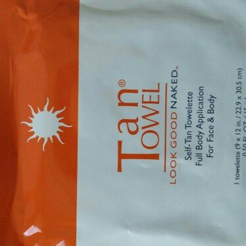 Photo of Tantowel Plus Evolution Plus, Total Body Self-Tan Towelette, 5 ea uploaded by Anna W.