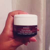 Korres Wild Rose 24-Hour Moisturizing & Brightening Cream 1.4 oz uploaded by Yumari B.