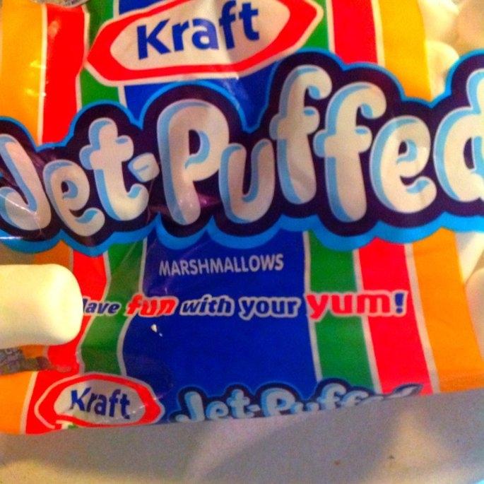 Kraft Jet-Puffed Marshmallows uploaded by Shannon B.