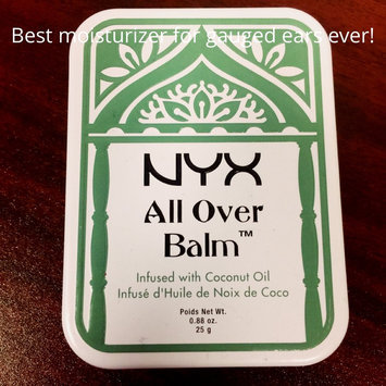 Photo of NYX Cosmetics All Over Balm - Coconut Oil uploaded by Elizabeth M.