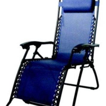 Photo of Creed Caravan Canopy Blue Zero-Gravity Chair uploaded by Kimberly B.