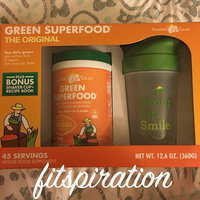Amazing Grass Green SuperFood All Natural Drink Powder uploaded by Socheata R.