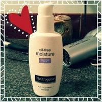 Neutrogena Sensitive Skin Oil Free Moisture uploaded by Cynthia R.