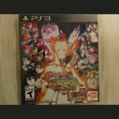Photo of BANDAI NAMCO Games America Inc. Naruto Shippuden: Ultimate Ninja Storm Revolution uploaded by Andre R.