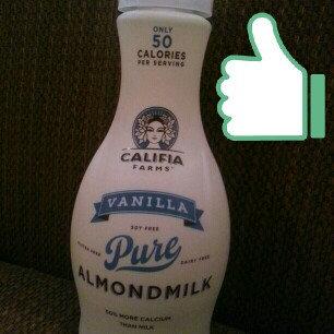 Photo of Califia Farms Vanilla Pure Almondmilk uploaded by Jessica M.