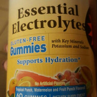 Sundown Naturals Sundown Natural Electrolyte Gummies - 60 Count uploaded by Kristine D.