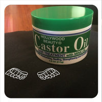 Hollywood Beauty Castor Oil Hair Treatment 7.5 oz uploaded by Gerna L.