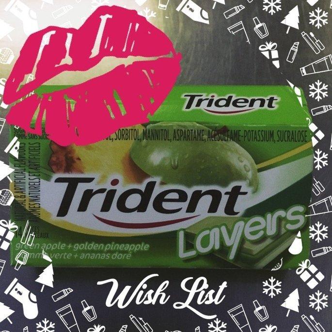 Trident Cinnamon Gum uploaded by Laureen P.