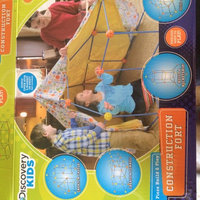 Merchsource, Llc Discovery Kids Build and Play Construction Forts Kid's uploaded by Laura B.