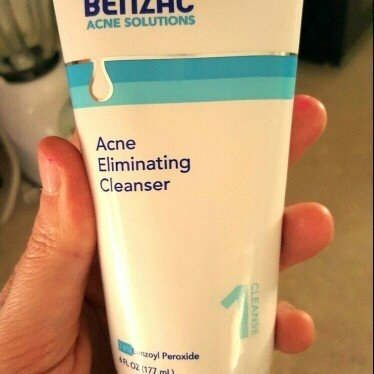 Benzac Acne Eliminating Cleanser uploaded by Sarah M.