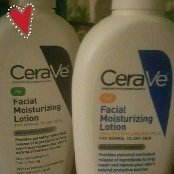 Photo of CeraVe AM Facial Moisturizing Lotion uploaded by Raquel O.