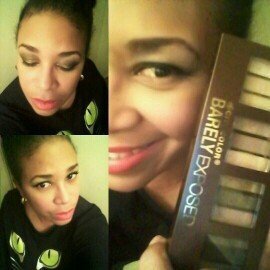 Photo of CITY COLOR Barely Exposed Eye Shadow Palette Day/Night uploaded by Bridget P.