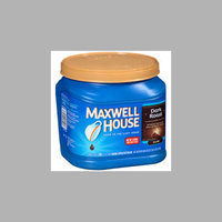 Maxwell House Dark Roast Ground Coffee, 11-Ounce Cannister (Pack of 3) uploaded by Chelsea R.