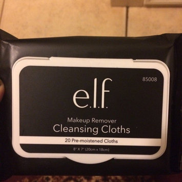 e.l.f. Studio Makeup Remover Cleansing Cloths uploaded by Elizabeth F.