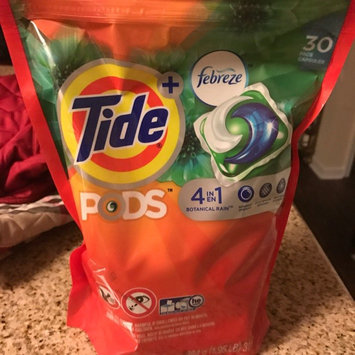 Photo of Tide PODS® Plus Febreze™ Laundry Detergent uploaded by Denise A.